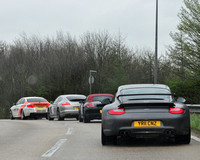 Porsche Sheffield Drive Day 4th Apr
