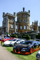 50 Cars at Castle
